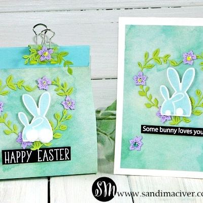 Simple Easter Box and Card