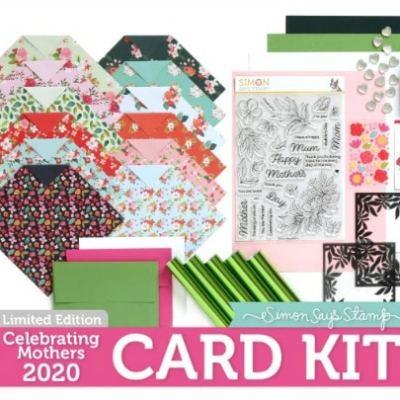 Celebrating Mothers Card Kit