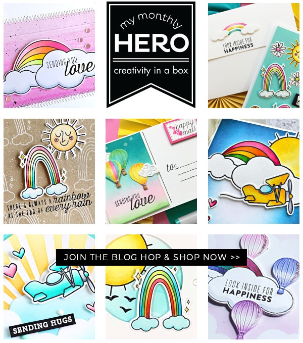 Hero Arts May Monthly Card Kit