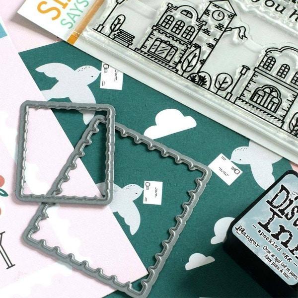 Simon Says Stamp Home Sweet Home July Card Kit
