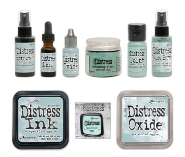 Speckled Egg Ink products