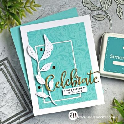 Simon Says Stamp Stamptember has arrived
