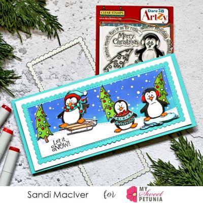 Dare 2B Artzy Penguin Fun
