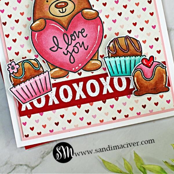 SImon Says Stamp Sweet Truffles Stamp Set