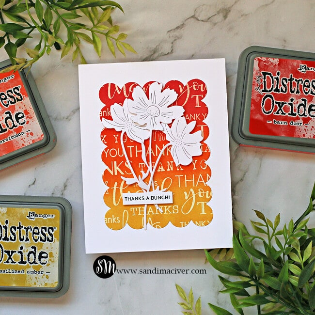 Distress Oxide Inks - Color Combo #6