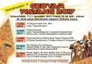 Senawangi dan Pepadi Usulkan 7 November Hari Wayang