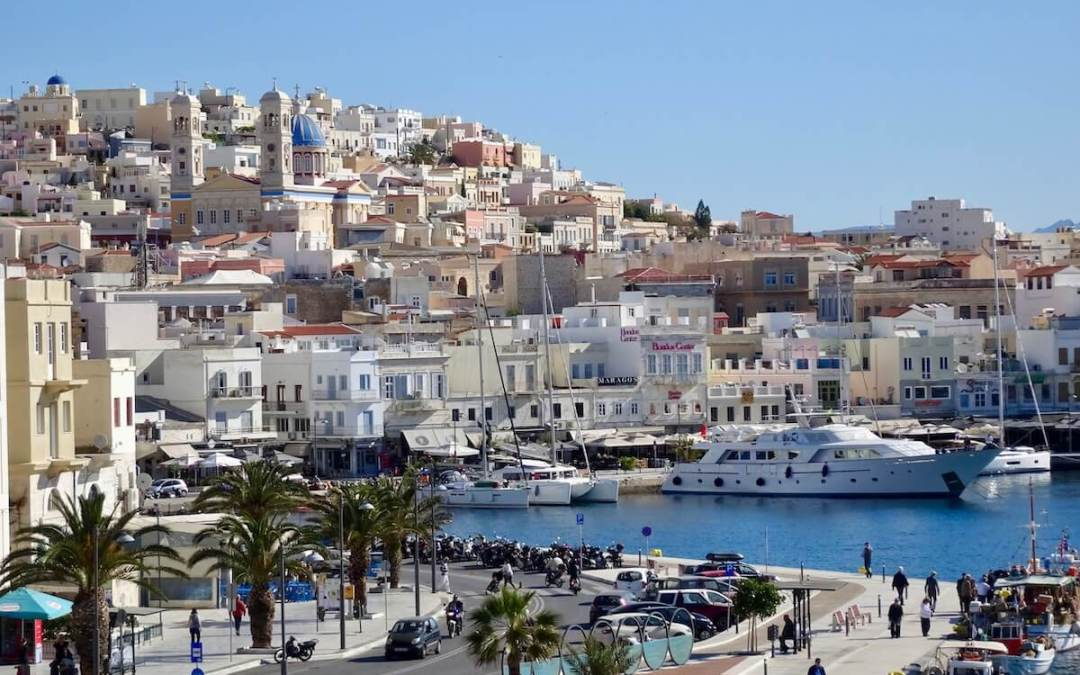 Top 7 things to do in Syros