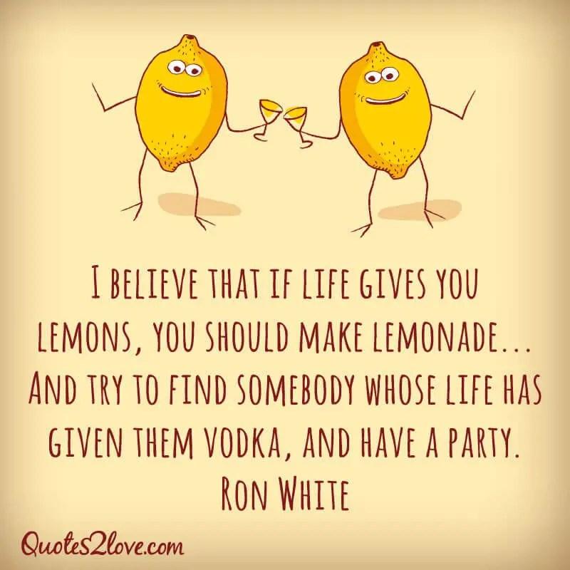When life gives you lemons- expat life