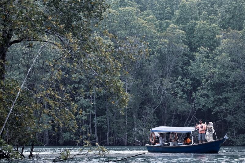 Kilim Boat Tour Langkawi Itinerary