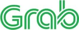 green Grab taxi logo