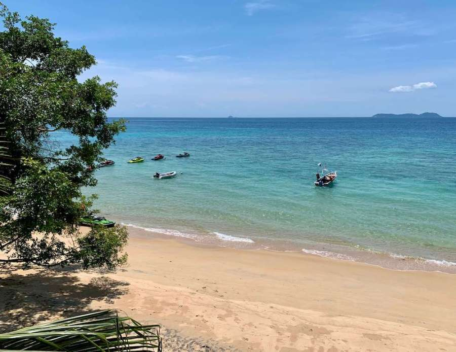 Juara Beach, Tioman Island
