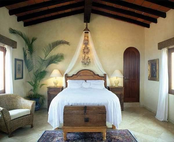 modern mexican bedroom design Hacienda San Angel: A touch of heaven in Puerto Vallarta
