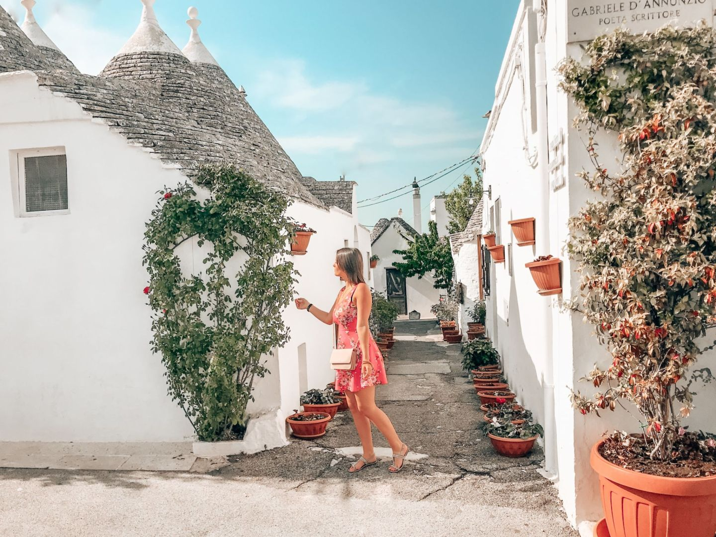 The Puglia Apulia Travel Blog Sandinourhands