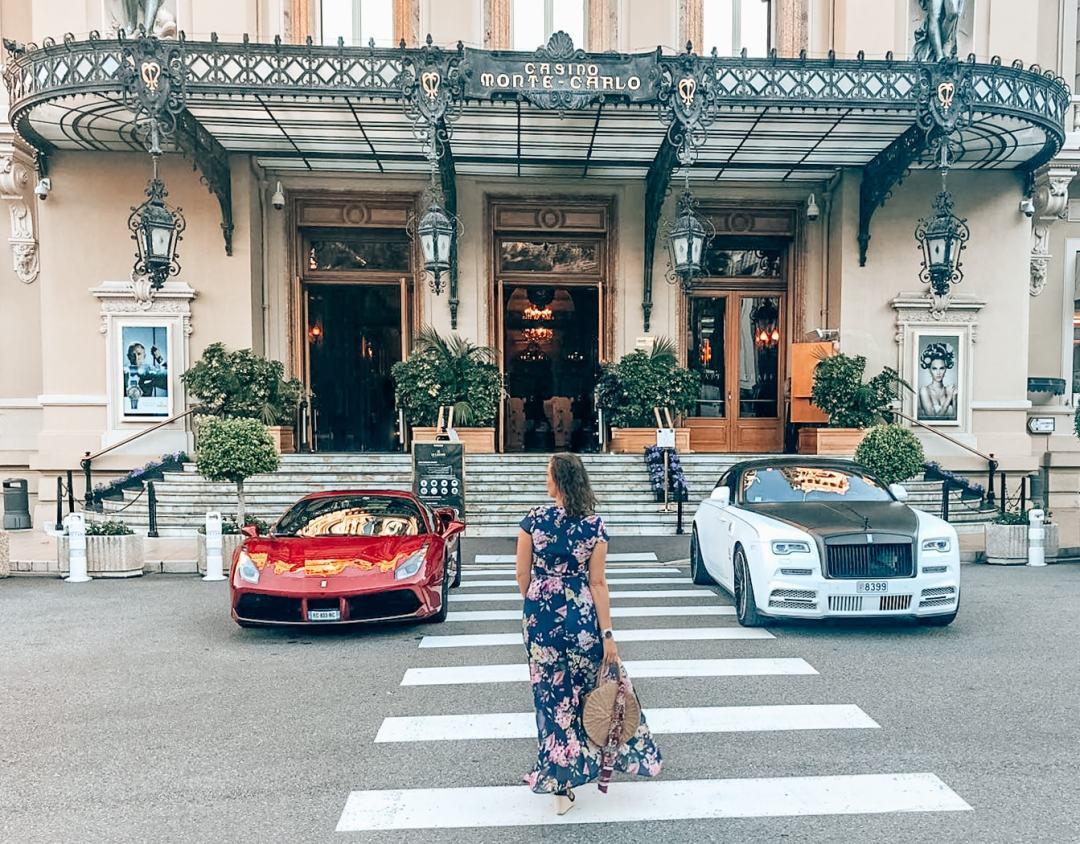 Monaco travel blog Sandinourhands