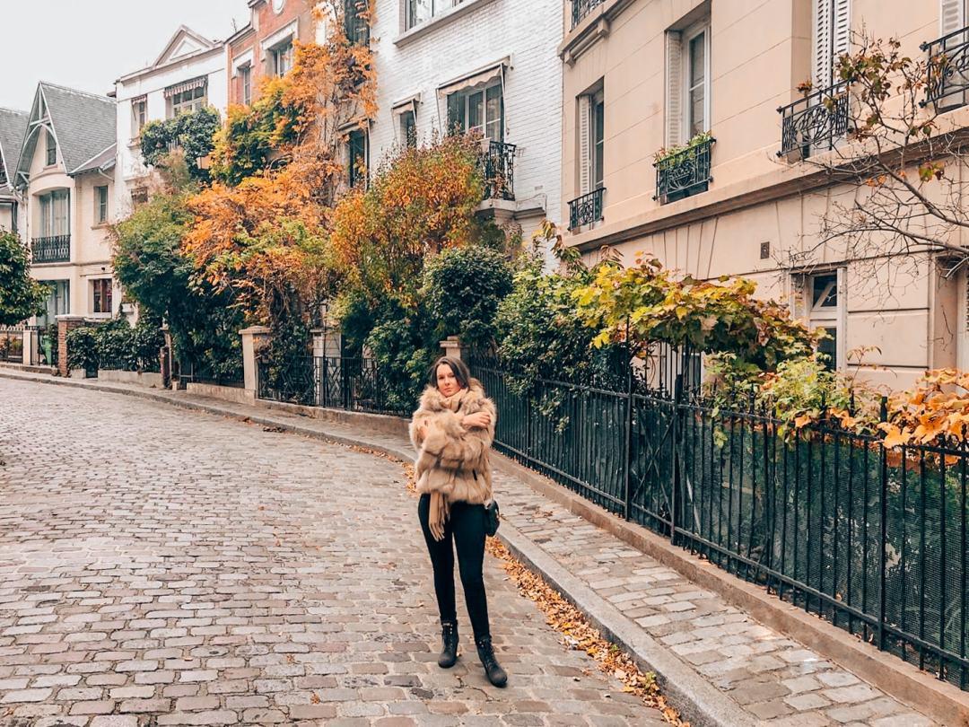 Montmartre Paris Travel Blog Sandinourhands