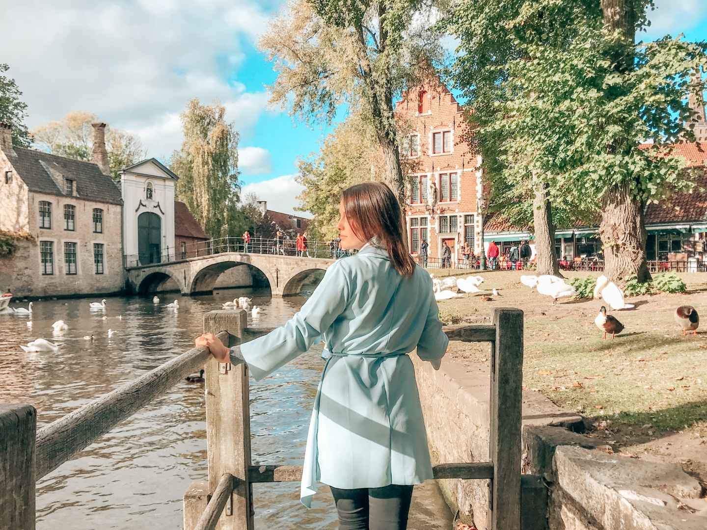 Bruges instagram spots Travel blog