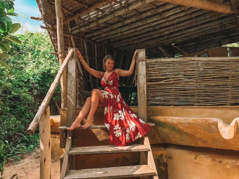 Chumbe island zanzibar accomodation