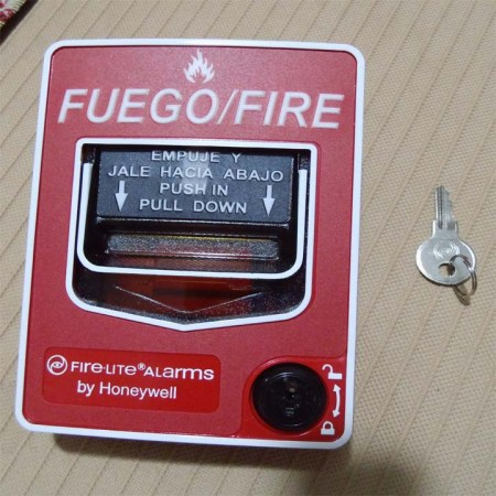 FireLite BG12 Estaciópn manual de incendio