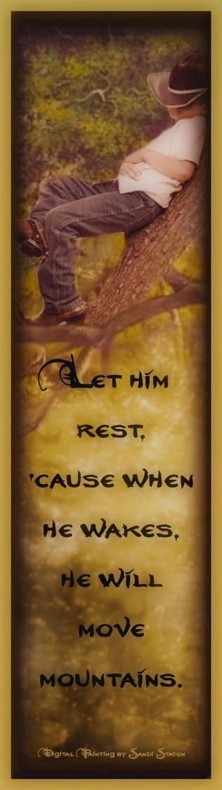 Let Him Rest