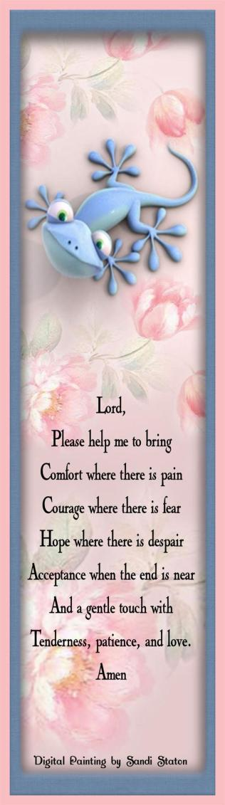 Nurses Prayer 25
