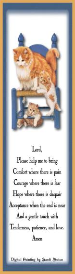Nurses Prayer 36