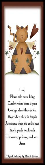 Nurses Prayer 37