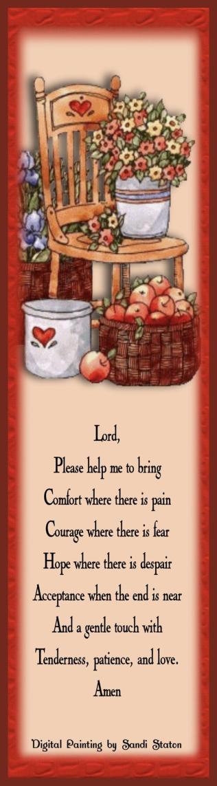 Nurses Prayer 39