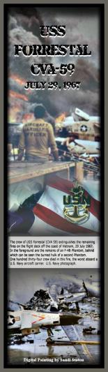 USS Forrestal 2