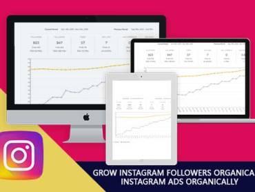 Sand It Solution Grow instagram followers organically / Instagram Ads organically