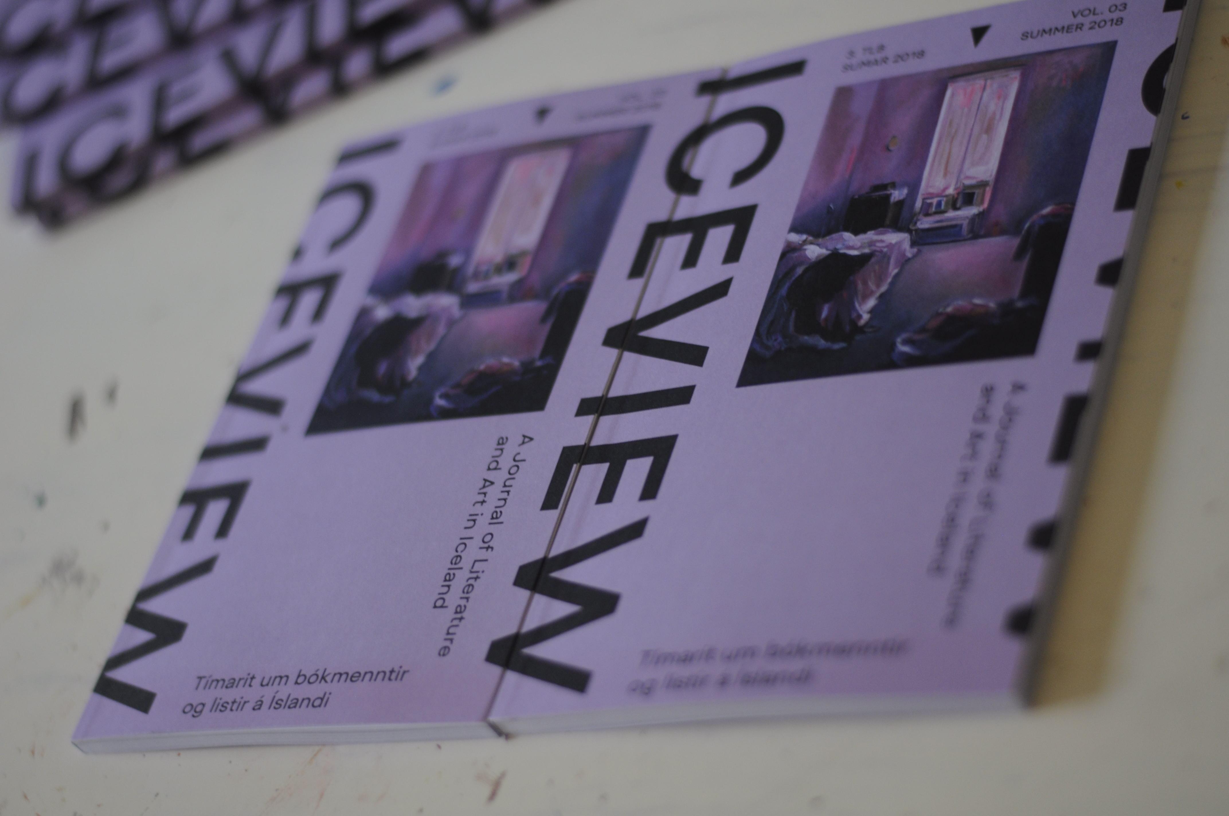 ICEVIEW Magazine