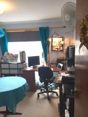 Doorway into my Studio/Craft room