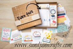 WaterColor Wishes Kit turn this watermarked