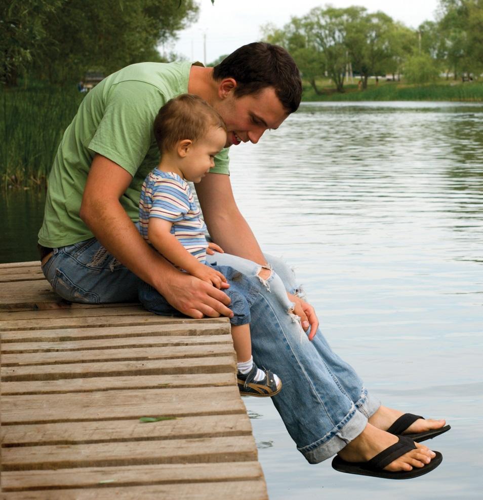 Fathers Day  SANDMAN SAYS