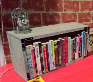 Secret Bookshelf
