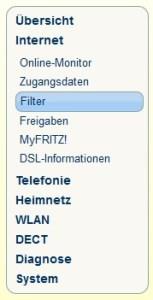 Internet-Filter