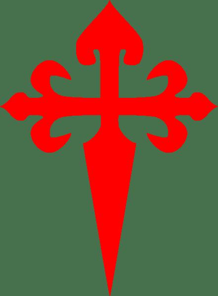 441px-Cross_Santiago_svg