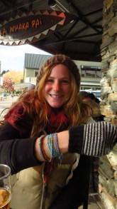Becky (anglaise) - Wanaka, Nouvelle-Zélande