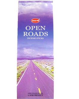 OPEN ROADS (Routes ouvertes)