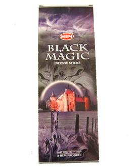 BLACK MAGIC (Magie noire)