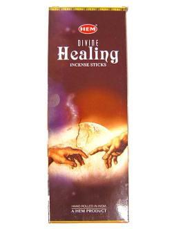 DIVINE HEALING  (Divine Guérison)