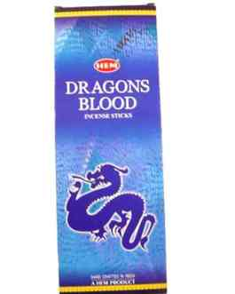 DRAGONS BLOOD BLUE (Sang de dragons bleu)