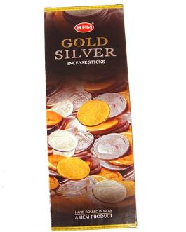 GOLD SILVER (Or & Argent)