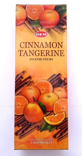 CINNAMON TANGERINE (Cannelle-Mandarine)