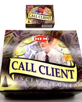 CONES CALL CLIENT (Appel des Clients)