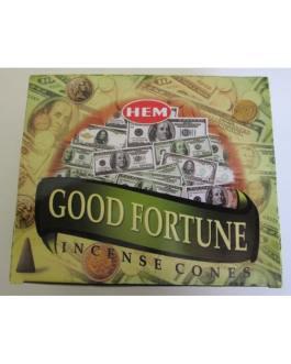 z.CONES GOOD FORTUNE (Bonne fortune)