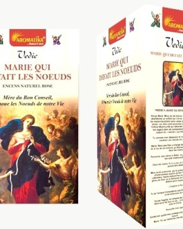 Encens Masala Vedic MARIE QUI DEFAIT LES NOEUDS 15g