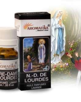 r HUILE AROMATIKA PARFUMEE 10ml – NOTRE-DAME DE LOURDES