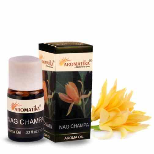 HUILE AROMATIKA PARFUMEE 10ml – NAG CHAMPA