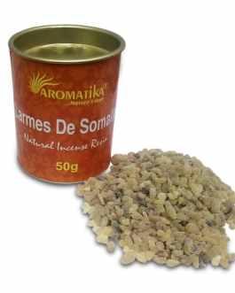 .AROMATIKA RESINE NATURELLE LARMES DE SOMALIE 50g