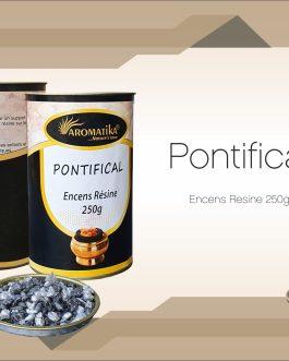 ..AROMATIKA RESINE NATURELLE PONTIFICAL 250g
